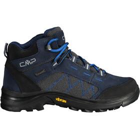 CMP Campagnolo Thiamat 2.0 WP Mid Trekking Sko Børn, blå/sort